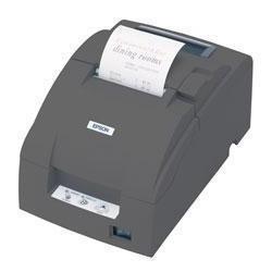 Impresora ticket epson tm - u220pd negra paralelo