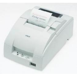 Impresora ticket epson tm - u220pd blanca paralelo