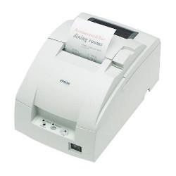Impresora ticket epson tm - u220d serie blanca