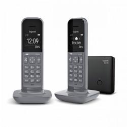 Telefono fijo inalambrico gigaset cl390 duo